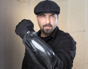 inventions: BodyGuard – The armour sleeve