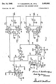 The first video game patent