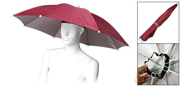 inventions ideas: Umbrella hat
