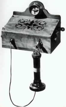 victorian inventions telephone