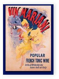 Vin mariani vintage ad