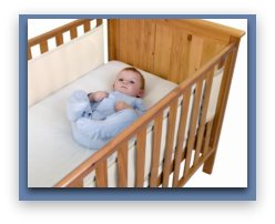 new invention ideas: cotwrap breathable cot padding