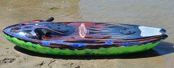 Kymera motorized bodyboard