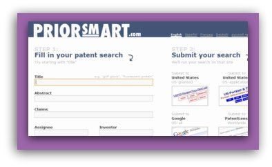 patent search online